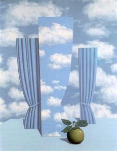 Magritte - Mundo Azul