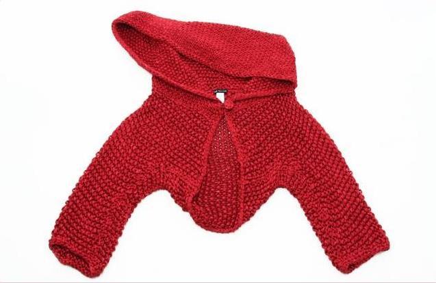 Receita Fácil de Bolerinho de tricô
