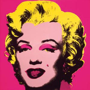 Marilyn Monroe Hot Pink - Andy Warhol, 1967