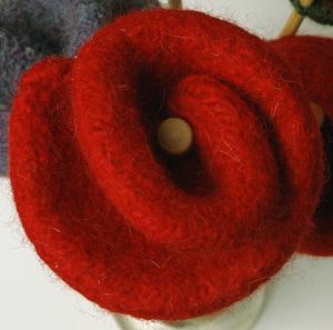Peruvia Rose - feltrada - det