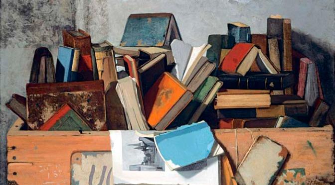 Inspiração para parar e ler