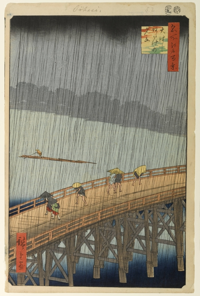 Inspiração para dias molhados…