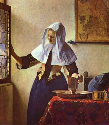 Vermeer_Woman_with_a_Water_Jug_1660-1662