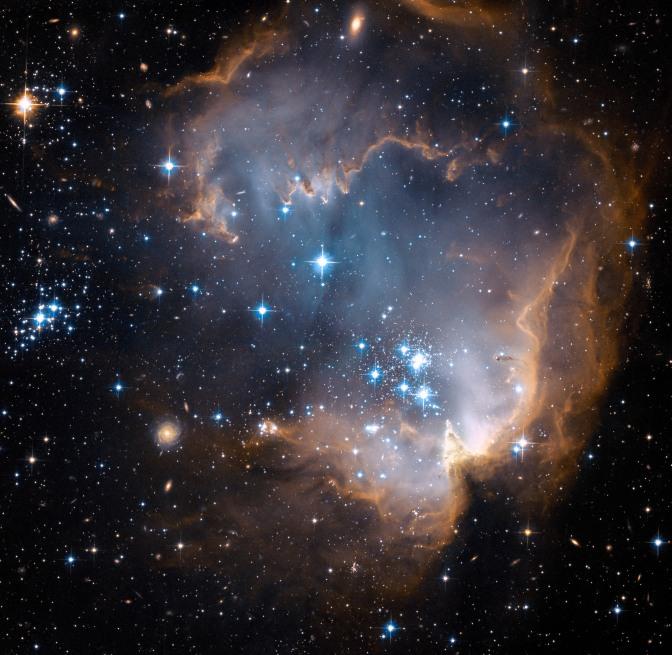 Inspiração para olhar as estrelas