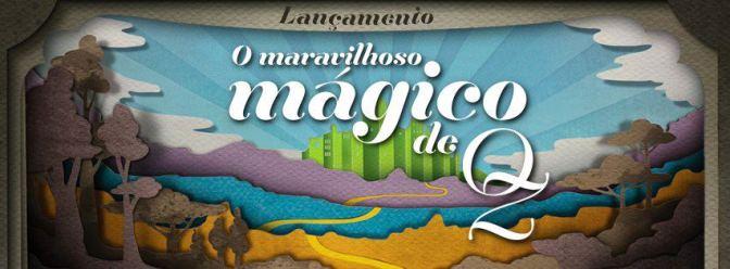 """Entrevista para a Editora Salamandra no lançamento de """"O maravilhoso mágico de Oz"""""""