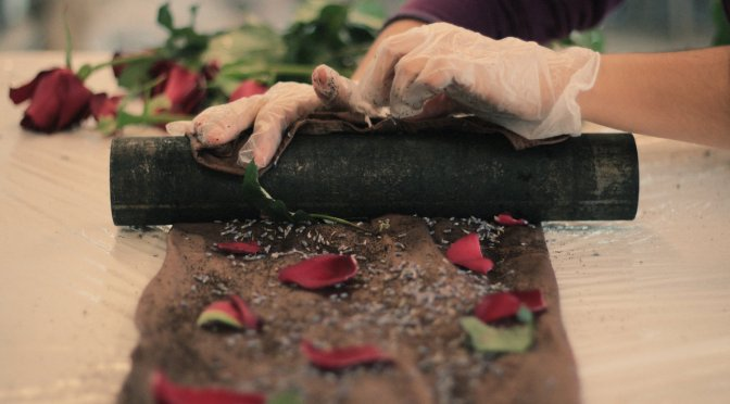 O encanto da Impressão Botânica